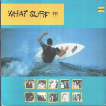 Various - What Surf III (Instrumental)